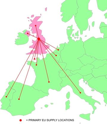EU Map Clip360